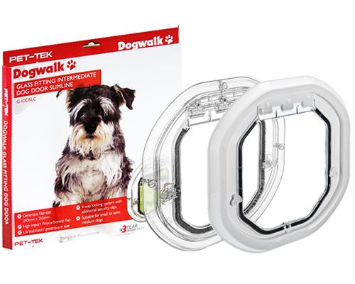 中型犬用ペットドア